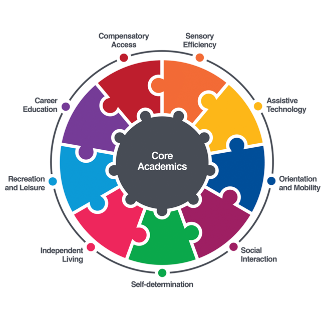 Expanded Core Curriculum